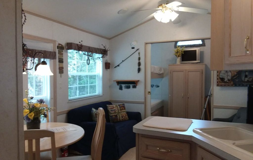RV Sites & Cabins Availability